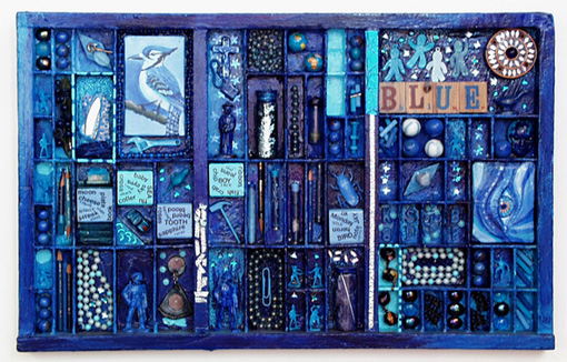 Sheree Rensel - Blue