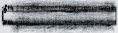 Idris Khan: every… stave of Frederick Chopin's Nocturnes for the piano