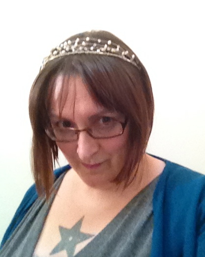 I've got a crown and everything!